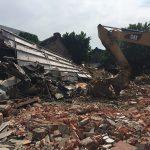 案場:台中市建國市場拆除工程